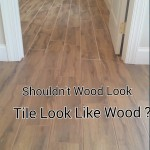 Grout Color For Wood Look Tile