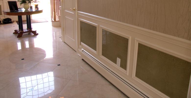 Refinish Or Clean Limestone Travertine Slate Marble And