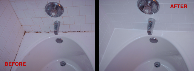 Cracked Grout Caulking Grout Repair Shower Leaks Services In NJ - Bathroom caulking service