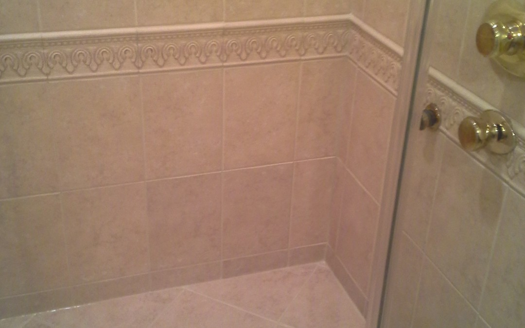 Moldy Shower Grout, Caulk U0026 Bathroom Grout Repair VS Dirty Foyer U0026 Kitchen  Grout BY Grout Works NJ Serving Monmouth Ocean And Mercer County Including  ...