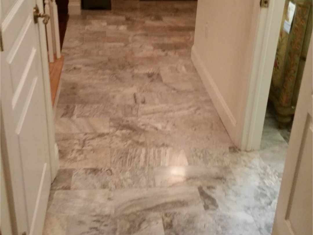 Diamond Honed Travertine