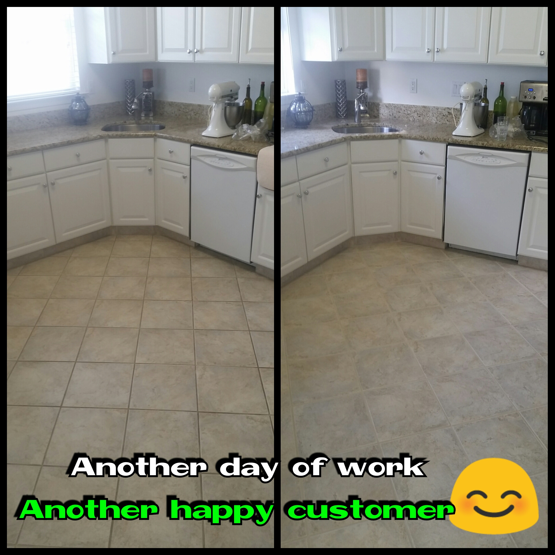 Lakewood Tile & Grout Cleaning & Grout Sealing & Color ...