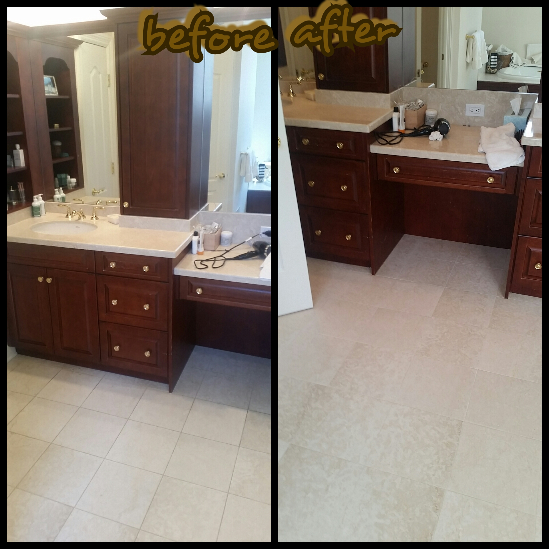 Far Hills NJ Tile & Grout Cleaning, Marble Refinishing